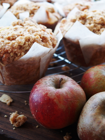 Cider_apple_muffins